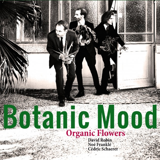 Botanic Mood - cover